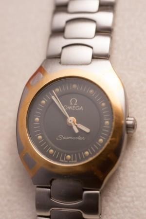 Omega Seamaster Polaris