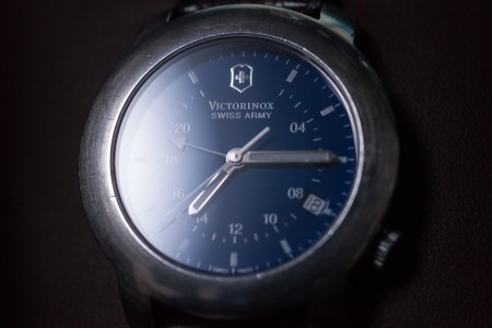 Victorinox Swiss Army VX V-7 GMT 7022