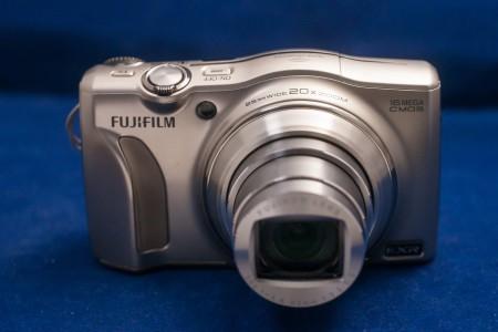 FinePix F800EXR、再び