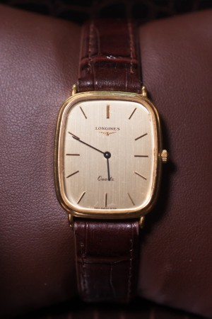 LONGINES Quartz Square