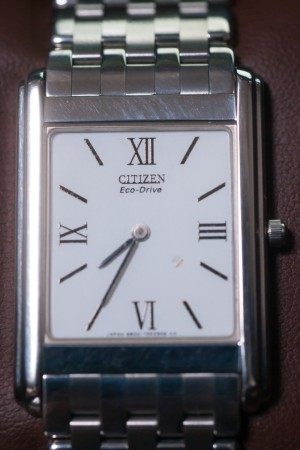 CITIZEN ECO DRIVE STILETTO