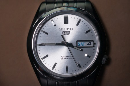 SEIKO 5 Automatic SNK355KC