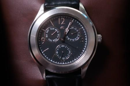 4℃の腕時計