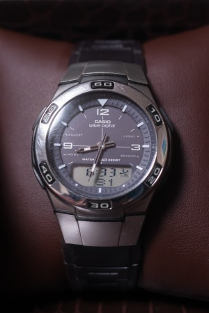 CASIO WAVE CEPTOR WVA-105