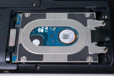 dynabook CXのHDD