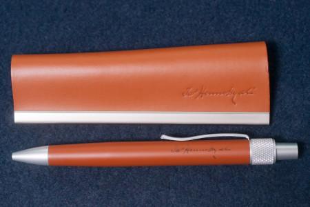 Jas Hennesyのボールペン