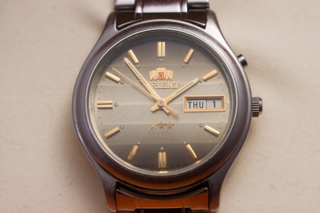 ORIENT 3 Stars Crystal Automatic