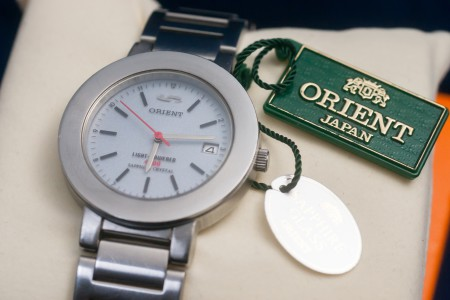 ORIENT LIGHT-POWERED 4000