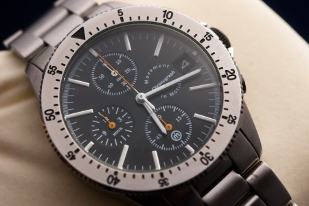 Movement In Motion Chronograph