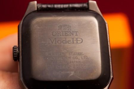 ORIENT ModeID