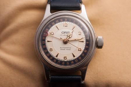 ORIS Big Crown Pointer Date 7400B
