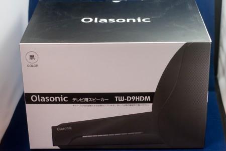 Olasonic TW-D9HDM