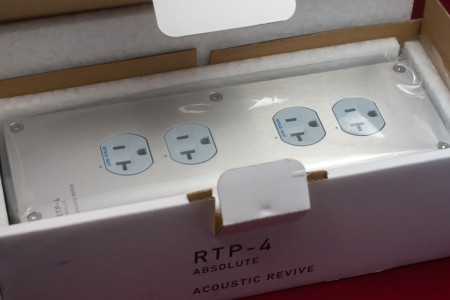 ACOUSTIC REVIVE RTP-4 absolute