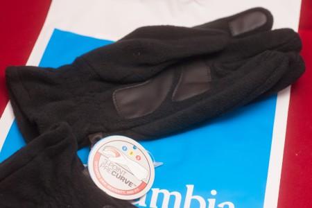 Columbiaの手袋