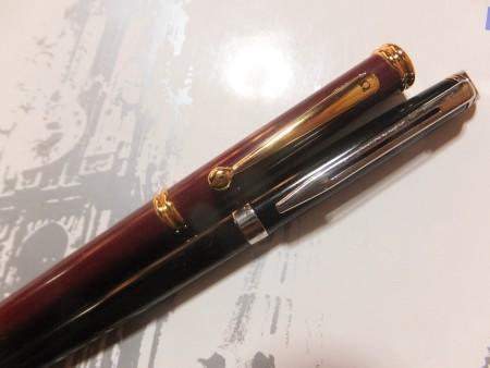 Omegaのボールペン