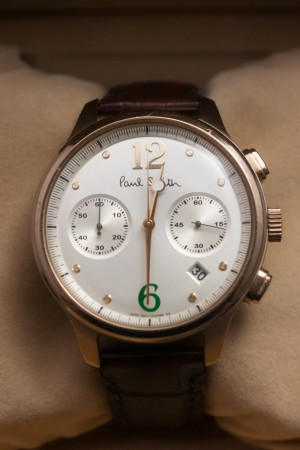 Paul Smith The City Two Counter Chronograph