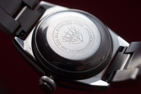 ZENO-WATCH BASEL AUTOMATIC SUPER PRECISION