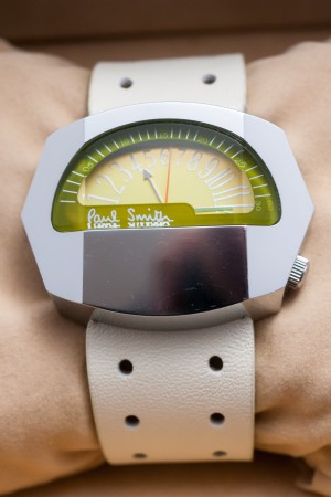 Paul Smith Speedometer